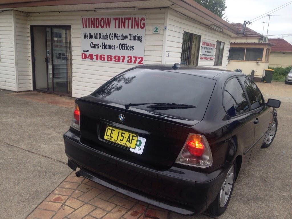 Custom Tints and Signs | car repair | 2 Kurrajong Ave, Mount Druitt NSW 2770, Australia | 0416697372 OR +61 416 697 372