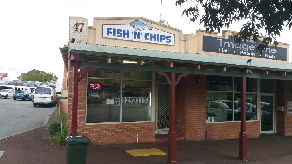 Kalamunda Fish Chips | meal takeaway | 43A Railway Rd, Kalamunda WA 6076, Australia | 0892931151 OR +61 8 9293 1151