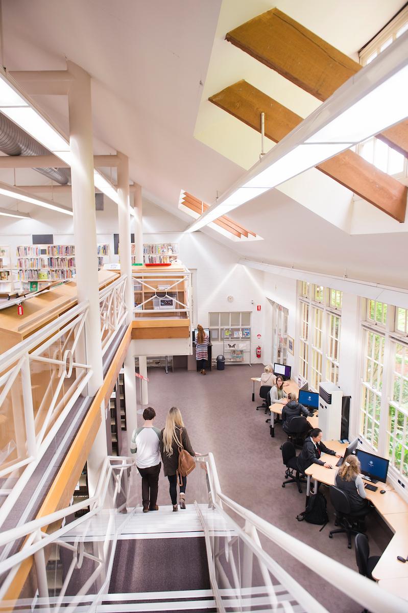 ACU Ballarat Library | library | 1200 Mair St, Lake Wendouree VIC 3350, Australia | 0353365320 OR +61 3 5336 5320