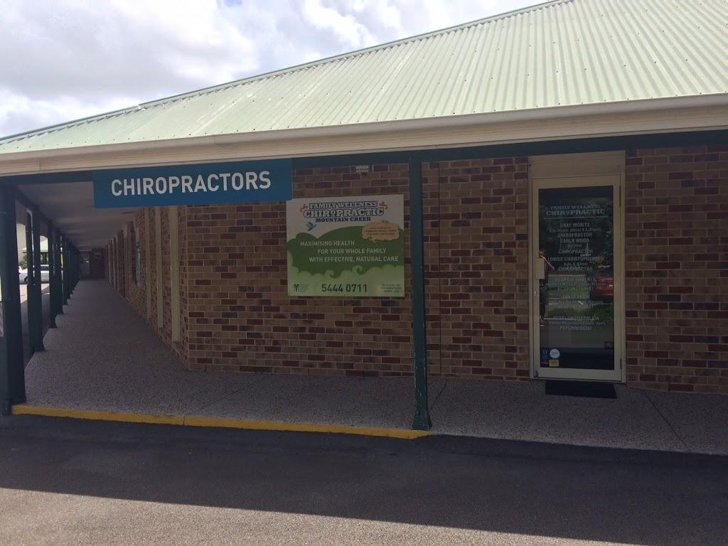 Family Wellness Chiropractic Mountain Creek | hospital | 8/126-130 Golf Links Rd, Mountain Creek QLD 4557, Australia | 0754440711 OR +61 7 5444 0711