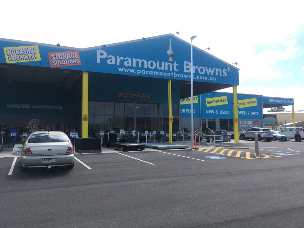 Paramount Browns Mount Barker | hardware store | 15 Follett Cl, Totness SA 5250, Australia | 0883982444 OR +61 8 8398 2444