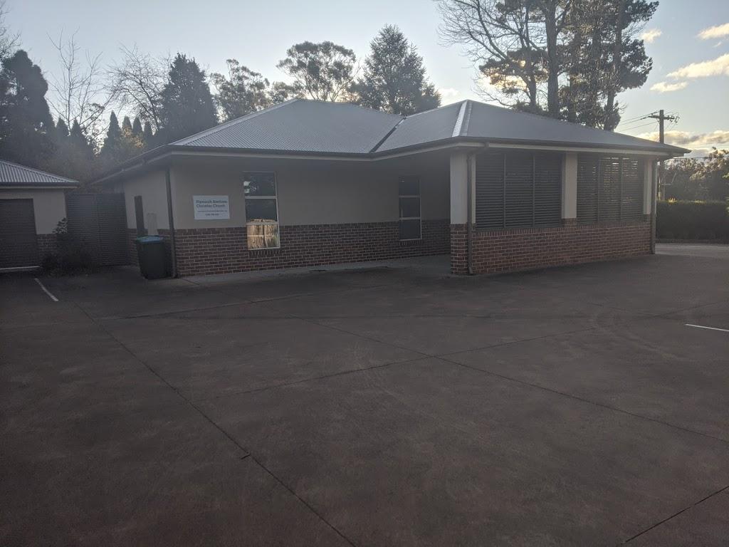 Plymouth Brethren Christian Church | church | 4 West St, Wentworth Falls NSW 2782, Australia