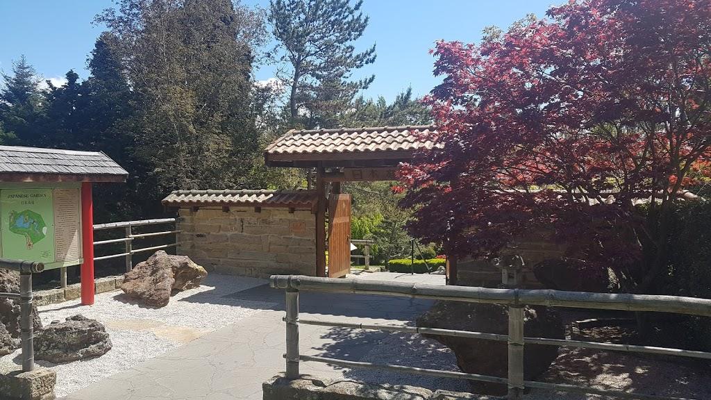 Japanese Garden | park | Unnamed Road, Queens Domain TAS 7000, Australia