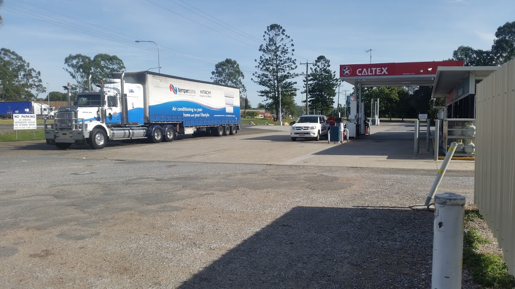 Caltex Boyne River   gas station   48818 Bruce Hwy, Benaraby QLD 4680, Australia   0749750182 OR +61 7 4975 0182