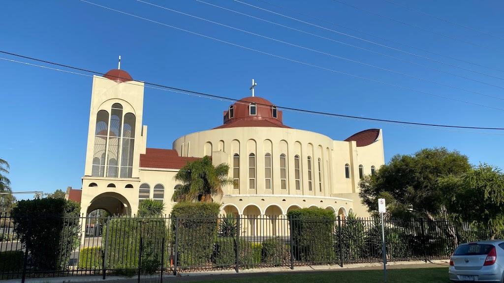 Greek Orthodox Archdiocese of Australia   church   2-4 Parsons Ave, Springvale VIC 3171, Australia   0395478610 OR +61 3 9547 8610