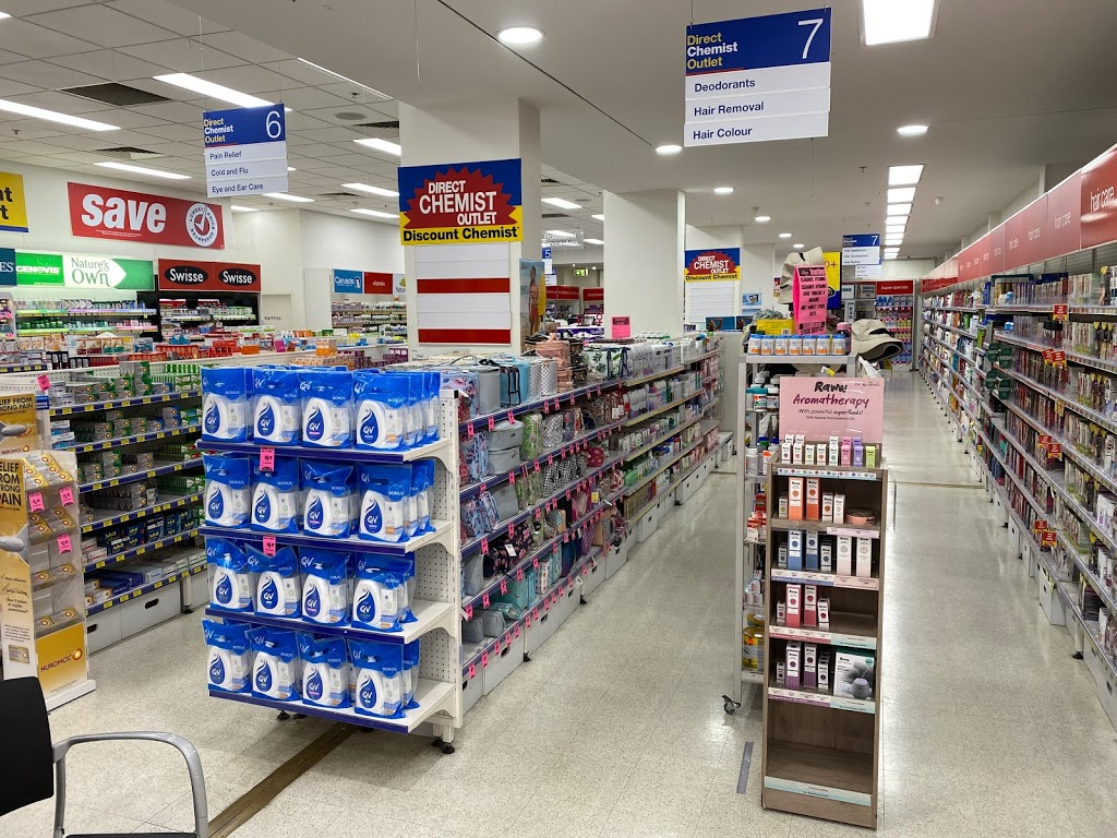 Direct Chemist Outlet Werribee Central | pharmacy | 131 Watton St, Werribee VIC 3030, Australia | 0397412883 OR +61 3 9741 2883