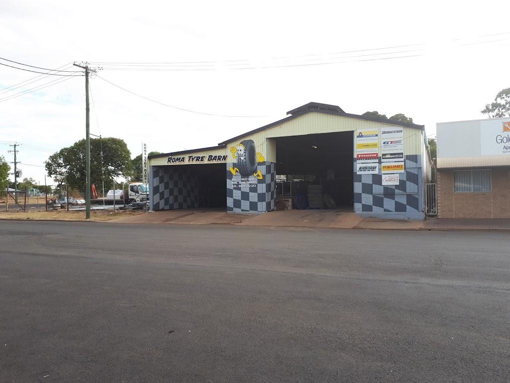 ROMA TYRE BARN   car repair   Roma QLD 4455, Australia   0746222678 OR +61 7 4622 2678