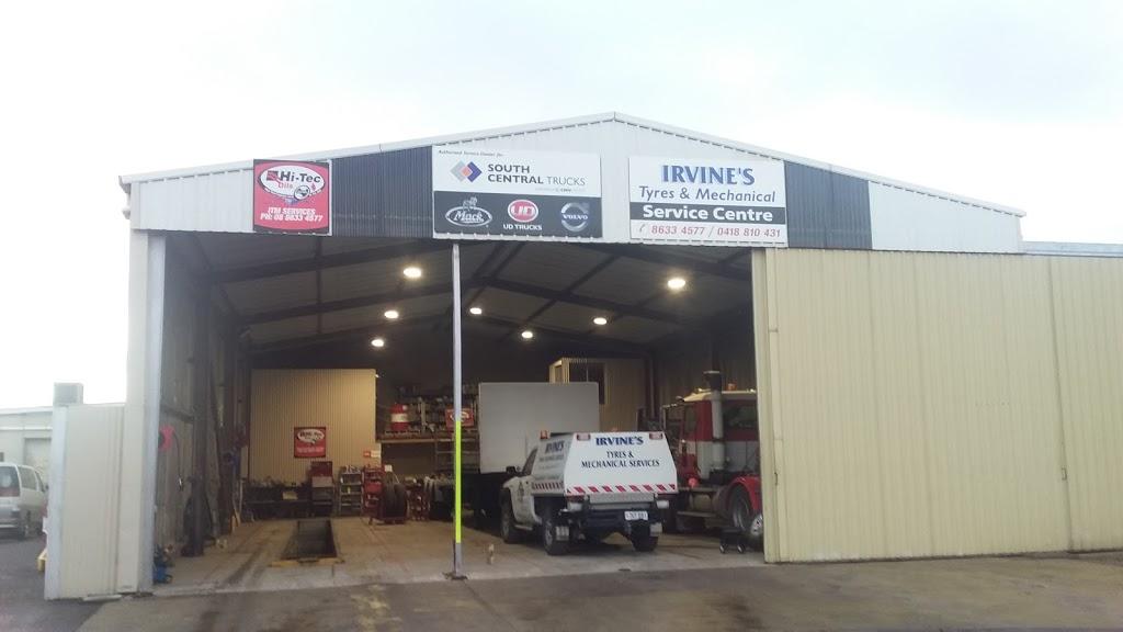 Irvines Tyres & Mechanical | car repair | Warnertown Rd, Solomontown SA 5540, Australia | 0886334577 OR +61 8 8633 4577