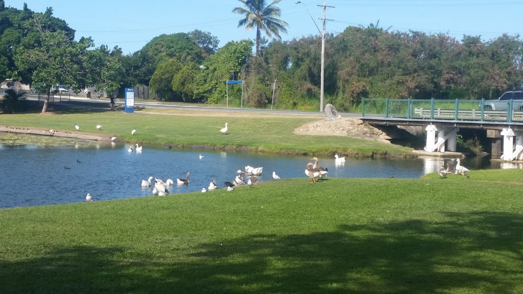 The Gooseponds Walking Trail | park | 12 The Goose Walk, North Mackay QLD 4740, Australia
