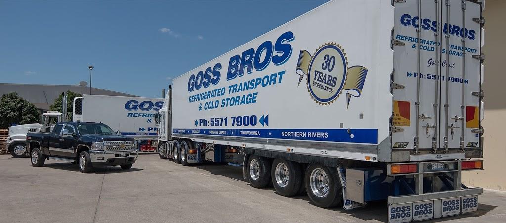 Goss Bros Refrigerated Transport & Cold Storage   storage   27 Demand Ave, Arundel QLD 4214, Australia   0755717900 OR +61 7 5571 7900