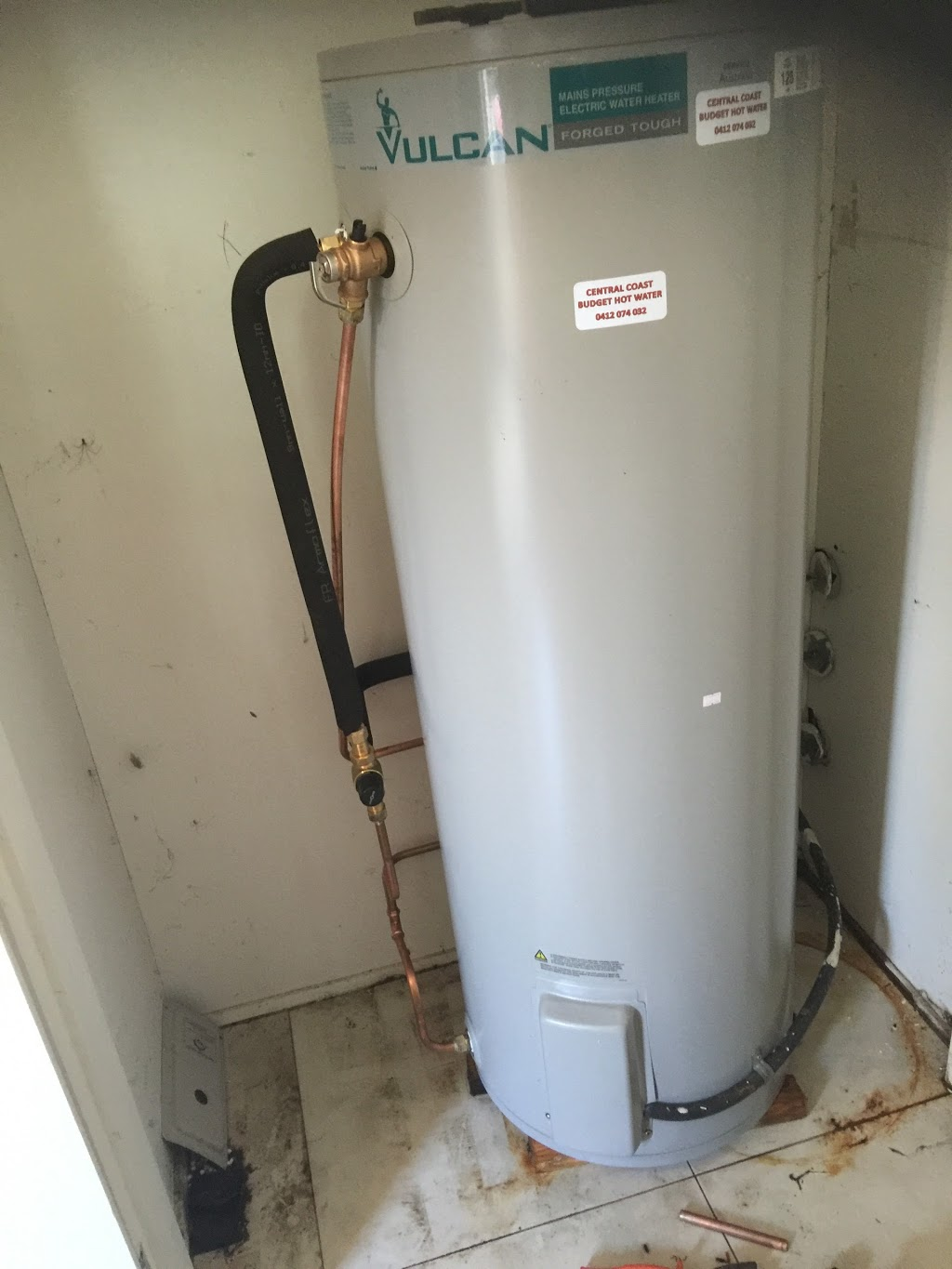 Central Coast Budget Hot Water | plumber | 77 McDonagh Rd, Wyong NSW 2259, Australia | 0412074032 OR +61 412 074 032