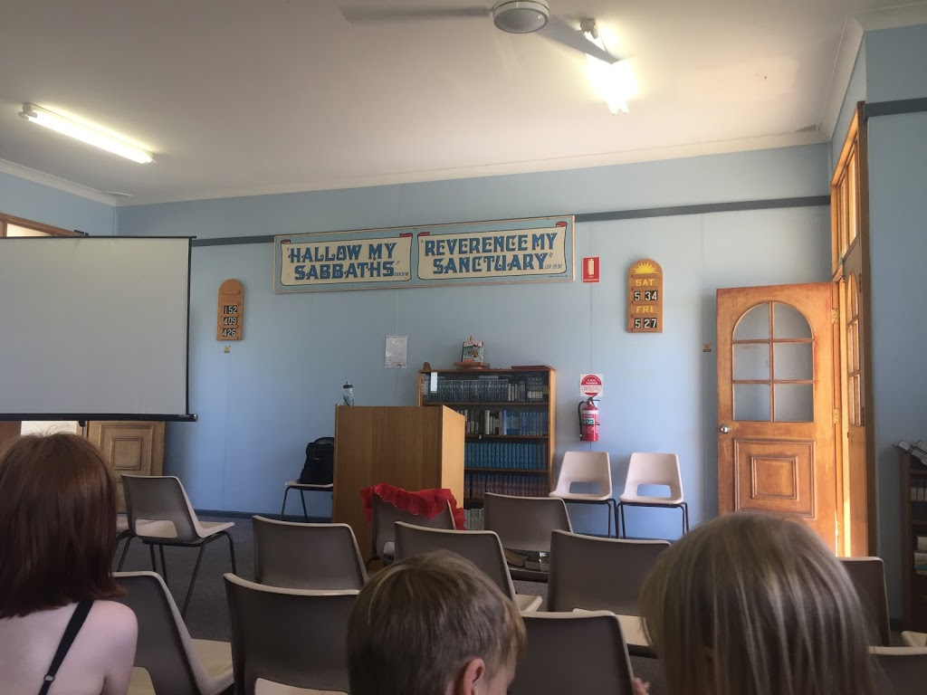 Goondiwindi Seventh-day Adventist Church | church | Goondiwindi QLD 4390, Australia