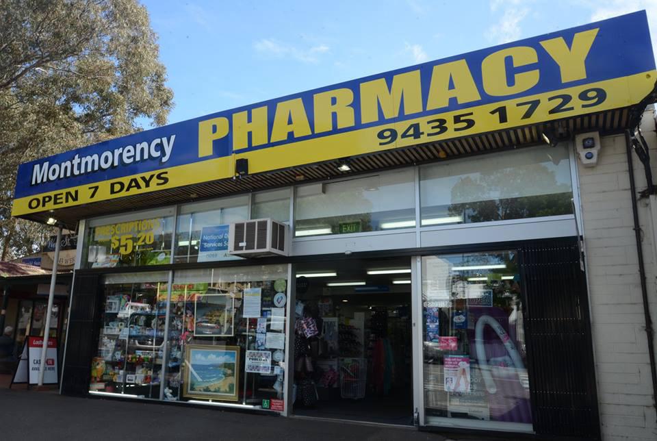 Montmorency Pharmacy   pharmacy   45 Were St, Montmorency VIC 3094, Australia   0394351729 OR +61 3 9435 1729