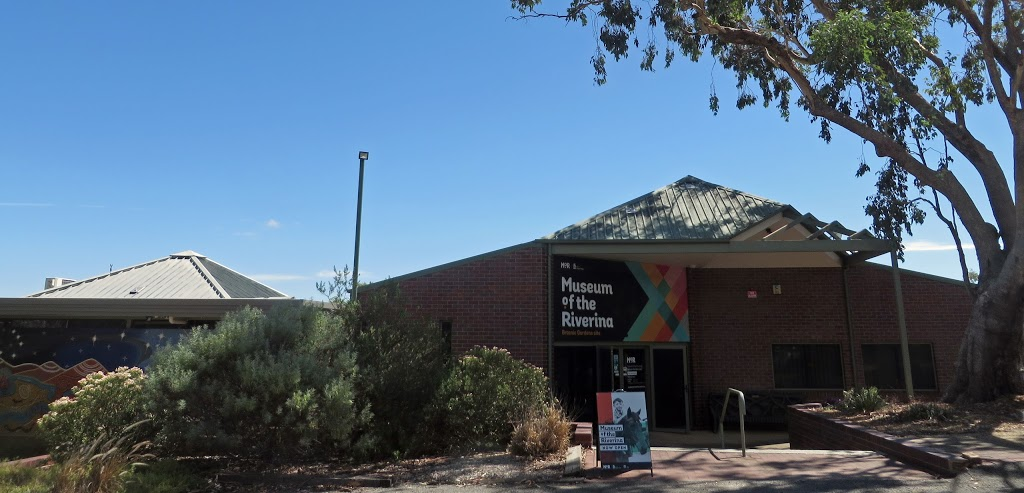 Museum of the Riverina - Botanic Gardens site *TEMPORARILY CLOSE | museum | Australia, 127 Lord Baden Powell Dr, Turvey Park NSW 2650, Australia | 0269269655 OR +61 2 6926 9655