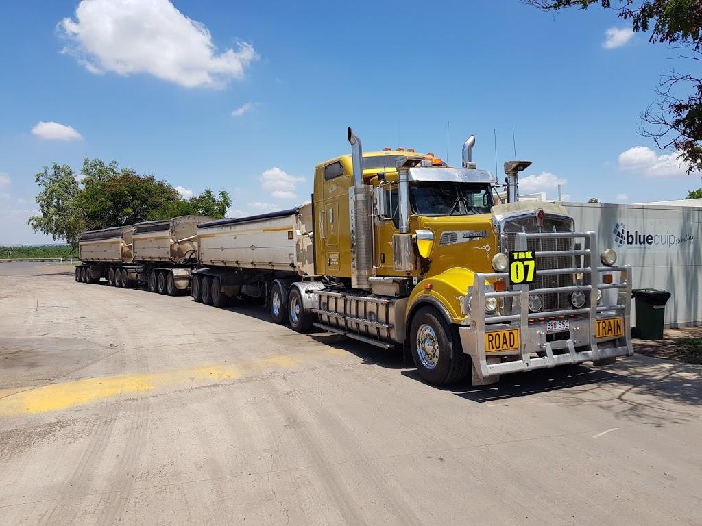 Anjolena Enterprises | moving company | Dysart Bypass Rd, Dysart QLD 4745, Australia | 0427500655 OR +61 427 500 655