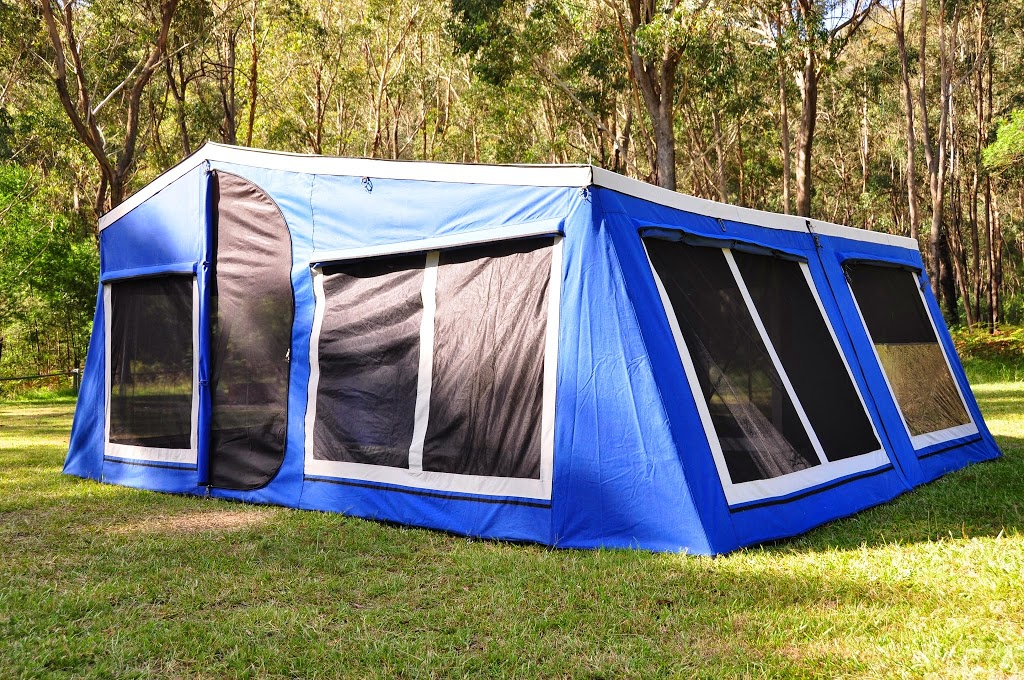 TrailerCampers.com Tent Warehouse | car dealer | 1/1 Moorebank Ave, Moorebank NSW 2170, Australia | 1300822673 OR +61 1300 822 673