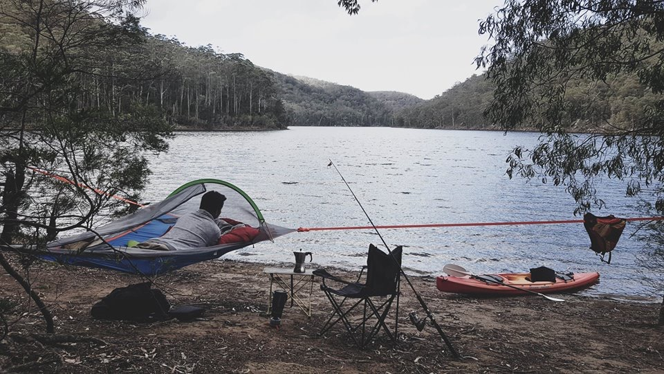 Tallowa dam campsite | campground | Tallong NSW 2579, Australia