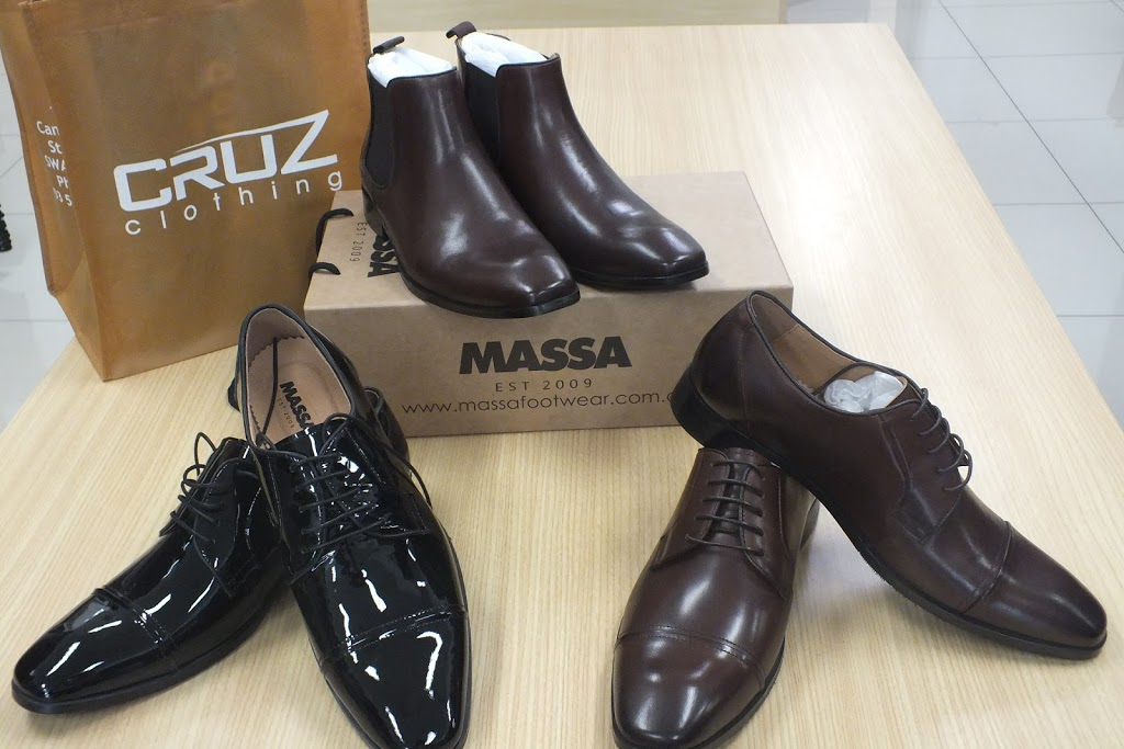 Cruz Menswear | clothing store | 115 Campbell St, Swan Hill VIC 3585, Australia | 0350321113 OR +61 3 5032 1113