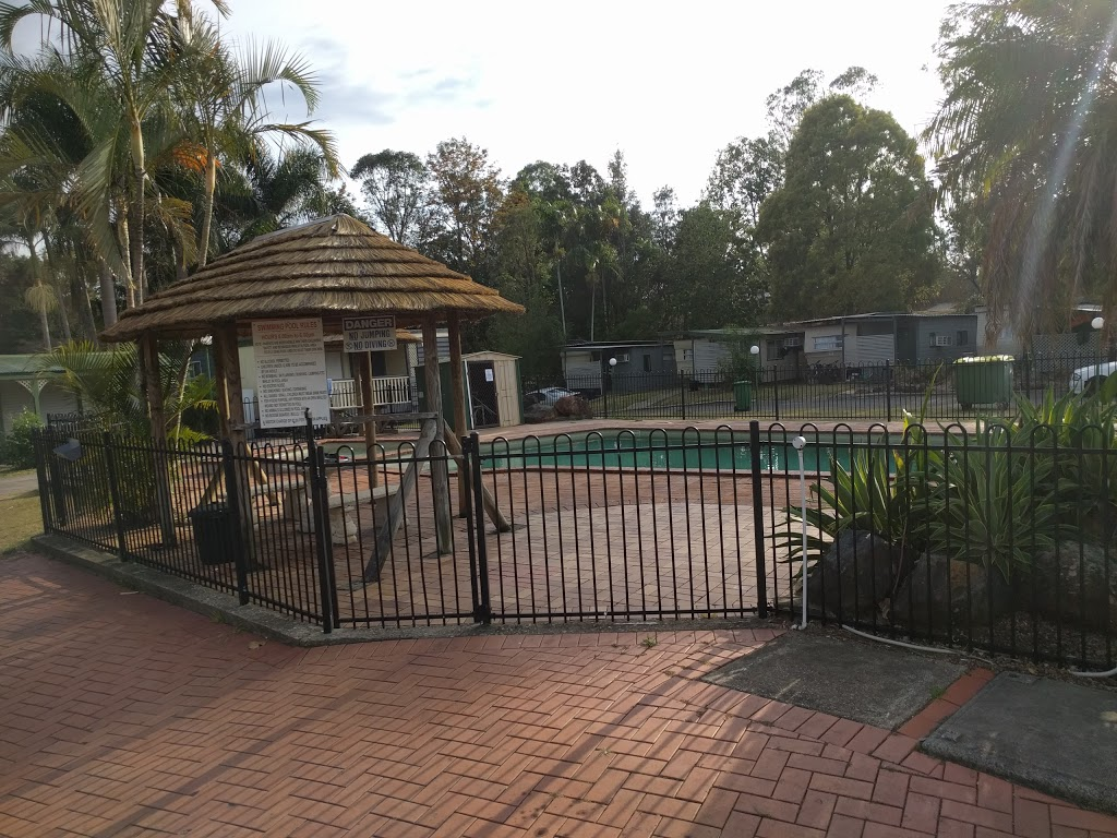 Yandina Caravan Park | rv park | 1519 Nambour North Connection Rd, Yandina QLD 4561, Australia | 0754467332 OR +61 7 5446 7332