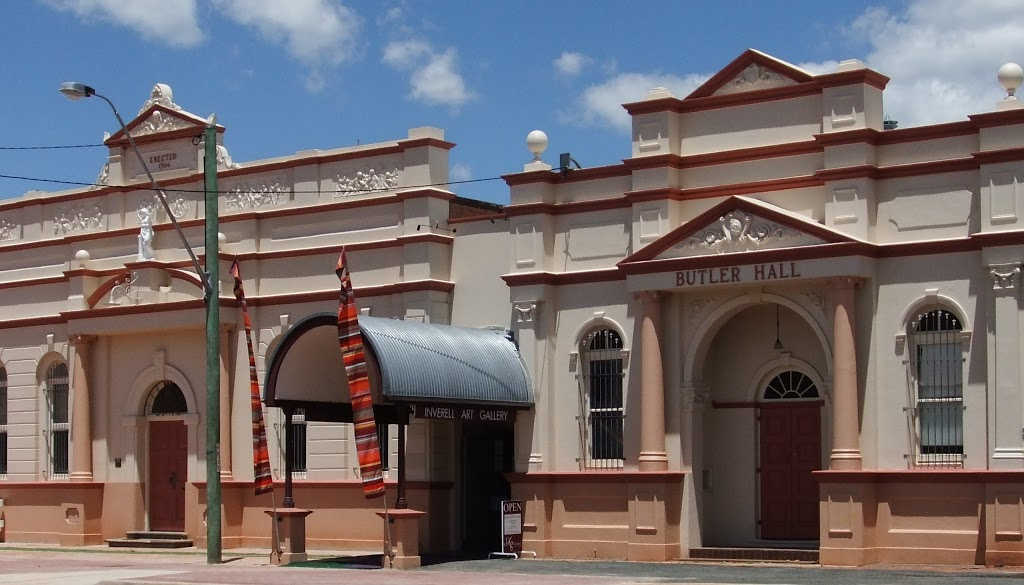 Inverell Art Gallery | art gallery | 5 Evans St, Inverell NSW 2360, Australia | 0267224983 OR +61 2 6722 4983