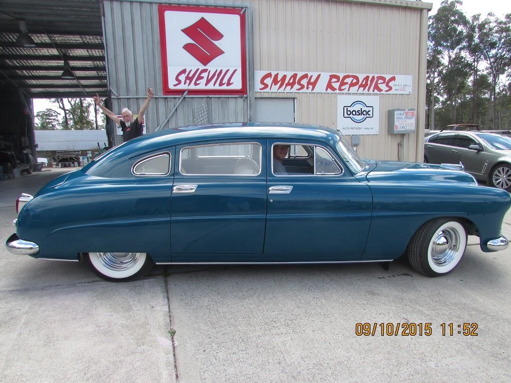 Shevill Smash Repairs | car repair | 20 Flametree Cl, Taree NSW 2430, Australia | 0265523582 OR +61 2 6552 3582