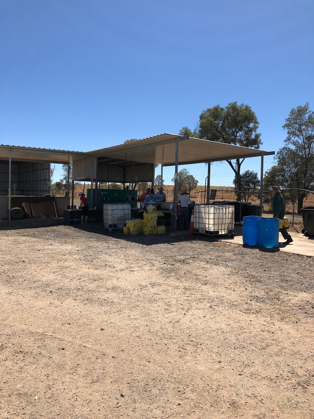 Containers for Change Roma | point of interest | 52-54 Spencer St, Roma QLD 4455, Australia | 134242 OR +61 134242