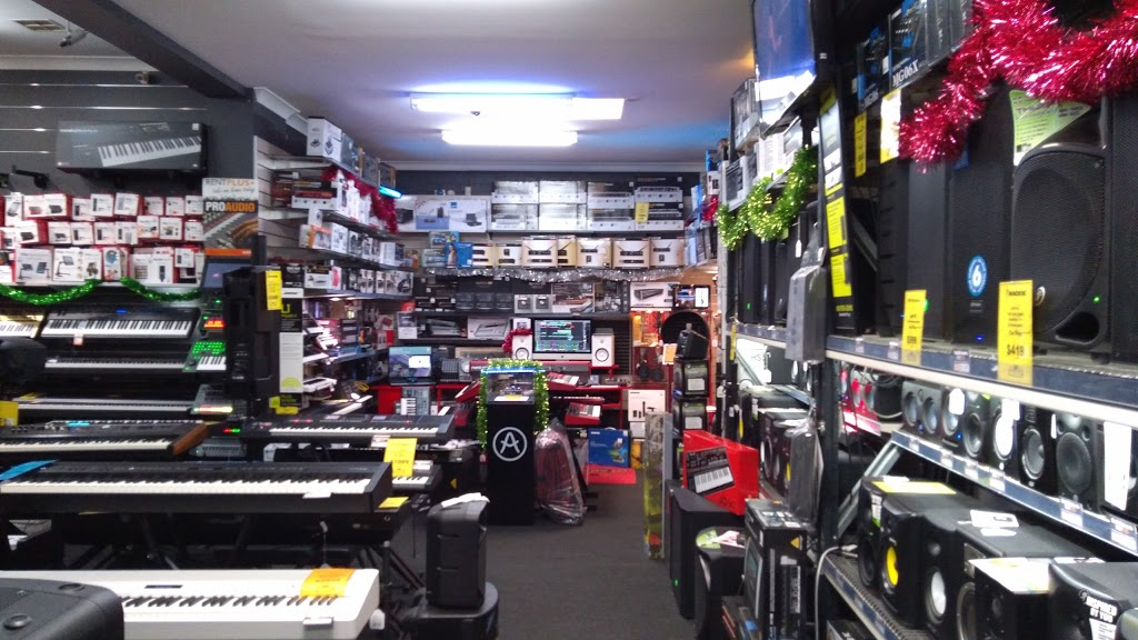 GH Music | electronics store | 100 Mt Alexander Rd, Travancore VIC 3032, Australia | 0393726664 OR +61 3 9372 6664