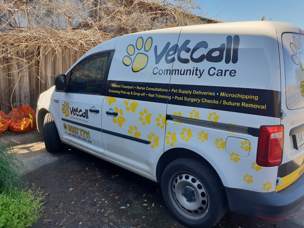 VetCall | veterinary care | 1/569 Barkly St, West Footscray VIC 3012, Australia | 0396877711 OR +61 3 9687 7711