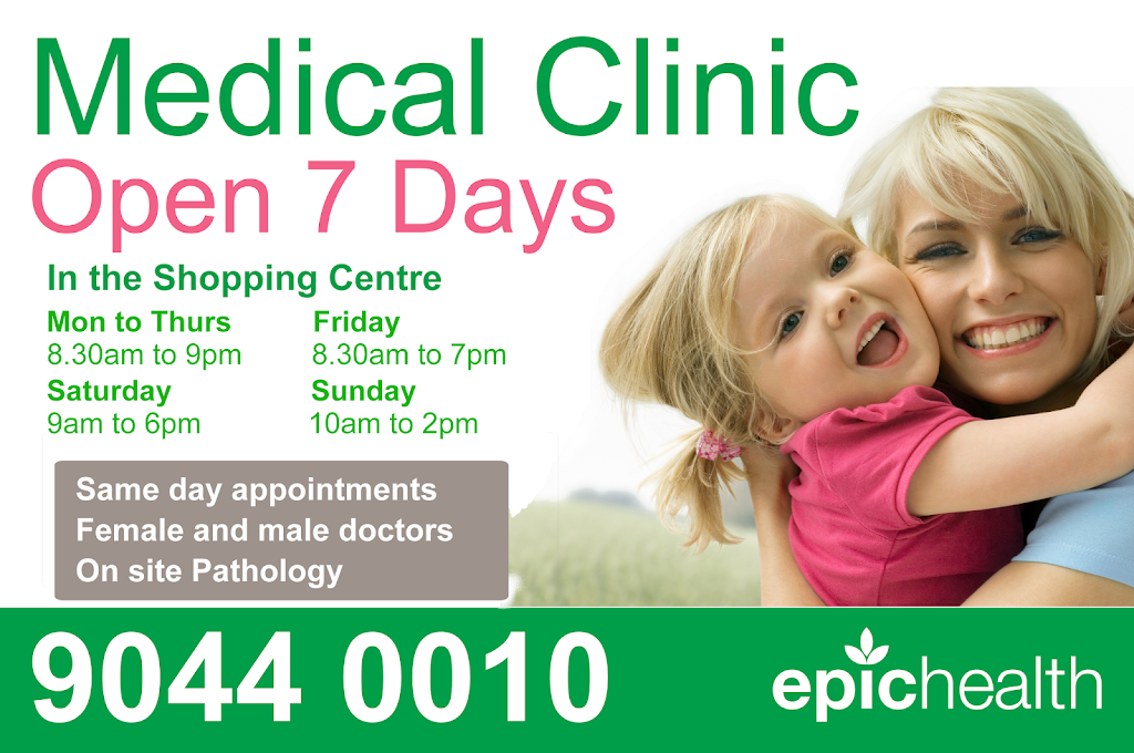 Epichealth Medical Clinic | hospital | 230 Cranbourne-Frankston Rd, Langwarrin VIC 3910, Australia | 0390440010 OR +61 3 9044 0010
