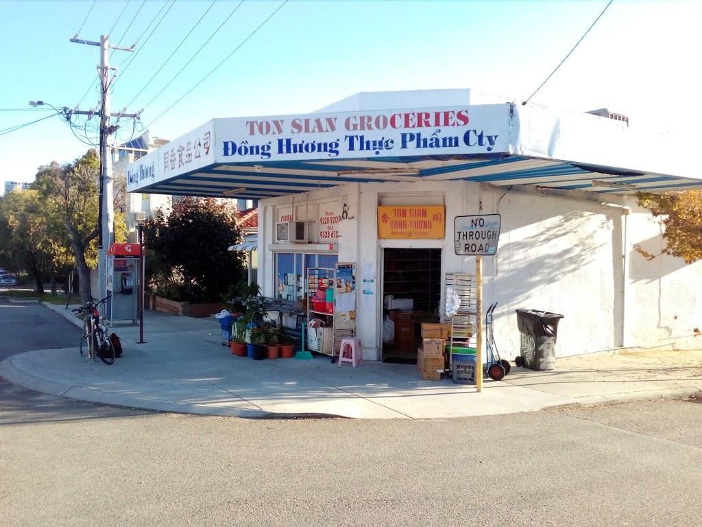 Ton Sian Grocery | store | 155 Palmerston St, Perth WA 6000, Australia | 0893289203 OR +61 8 9328 9203
