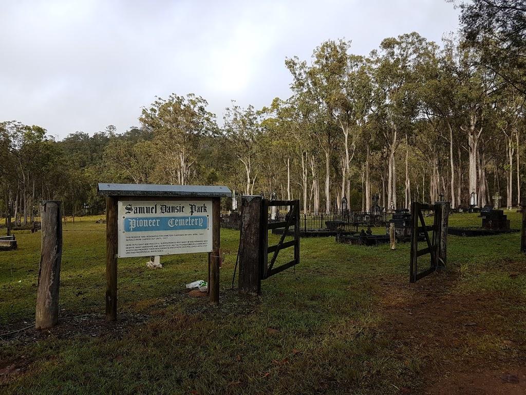 Samuel Dansie Park Pioneer Cemetery | museum | Carrington QLD 4883, Australia