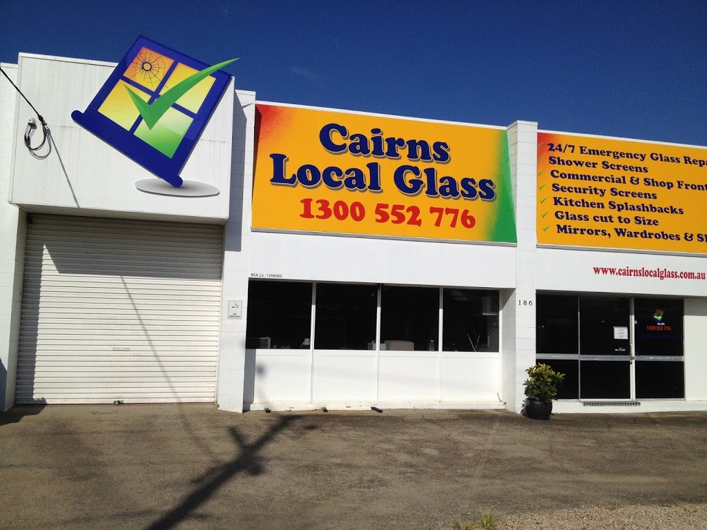 Cairns Local Glass | home goods store | 190 Newell St, Bungalow QLD 4870, Australia | 0740337556 OR +61 7 4033 7556