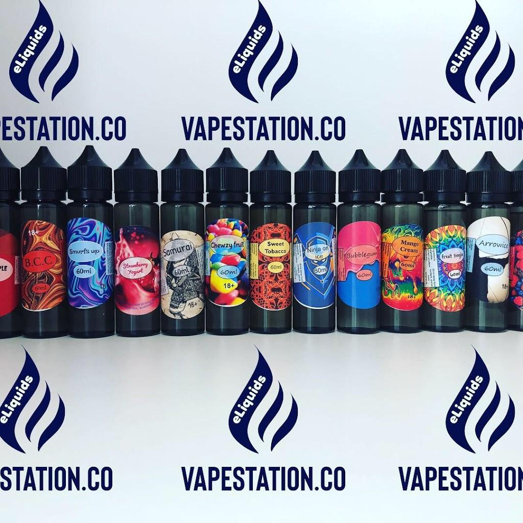 Vape Station Booval - Store | 3 Hamilton St, Booval QLD 4304, Australia