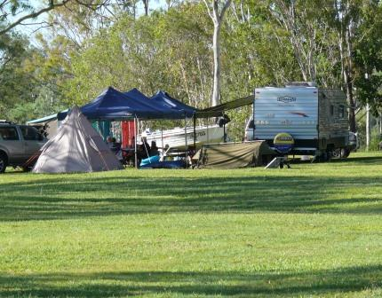 Boyne River Tourist Park | lodging | 48814 Bruce Hwy, Benaraby QLD 4680, Australia | 0749750769 OR +61 7 4975 0769