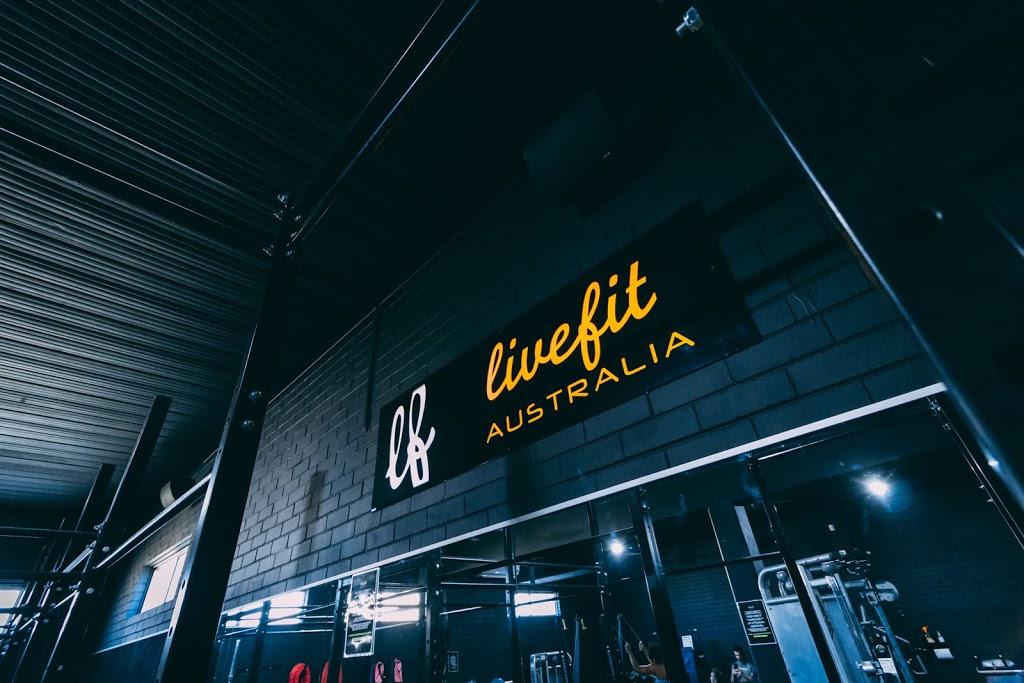 Livefit Australia | gym | 140 Old Perth Rd, Bassendean WA 6054, Australia | 0893773554 OR +61 8 9377 3554