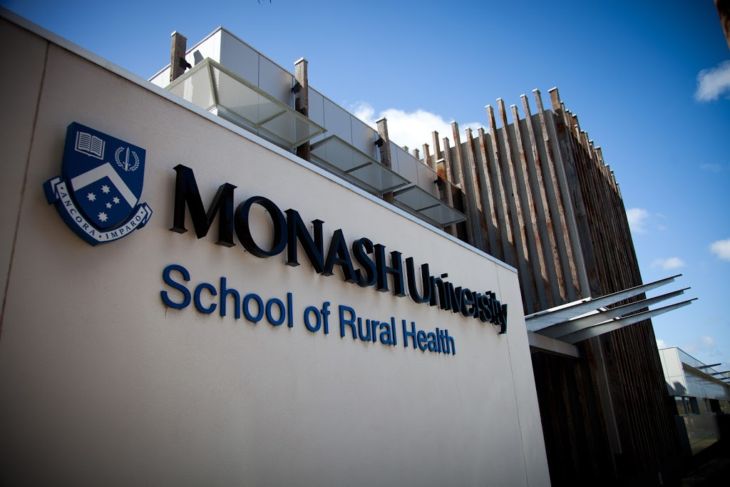 Monash Rural Health Bendigo (the school) | university | 26 Mercy St, Bendigo VIC 3550, Australia | 0354409000 OR +61 3 5440 9000