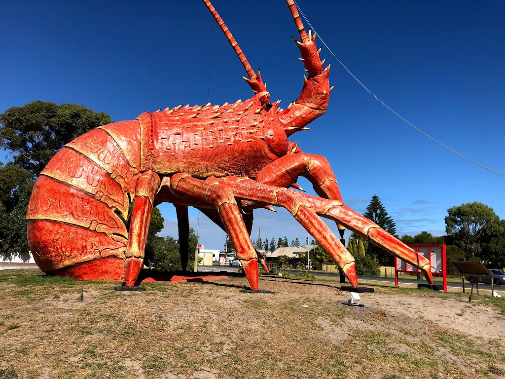 Janets Takeaway - The Big Lobster | meal takeaway | Princes Hwy, Kingston SE SA 5275, Australia | 0887672019 OR +61 8 8767 2019