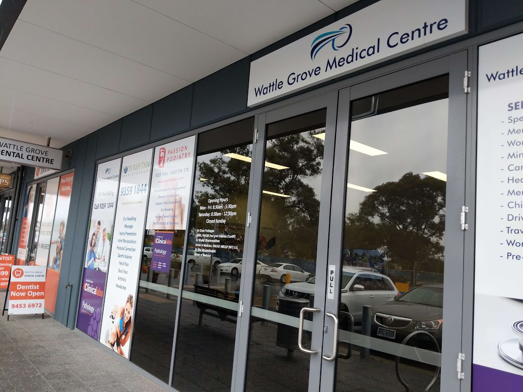 Passion Podiatry Wattle Grove - Doctor | 11a/338 Hale Rd