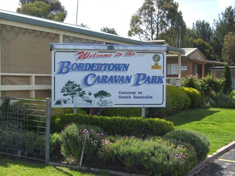 Bordertown Caravan Park | lodging | 41 Penny Terrace, Bordertown SA 5268, Australia | 0887521752 OR +61 8 8752 1752