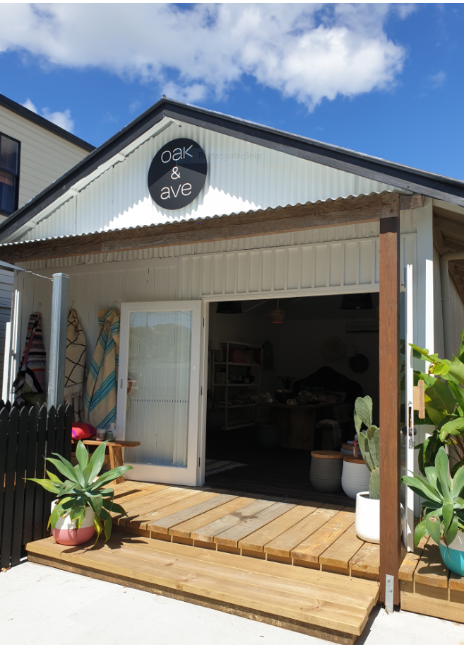 Oak & Ave | home goods store | 227 Rainbow St, Shorncliffe QLD 4017, Australia | 0415525211 OR +61 415 525 211