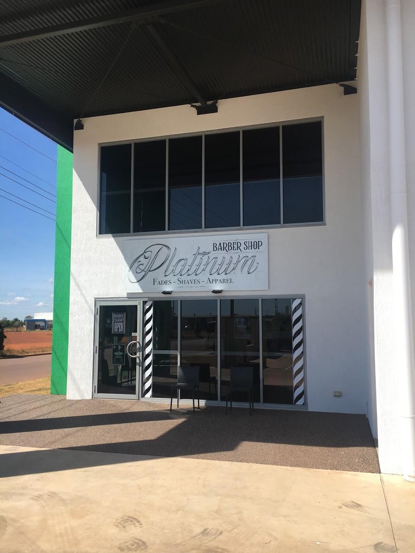 Platinum Barber Shop   hair care   Berrimah NT 0828, Australia