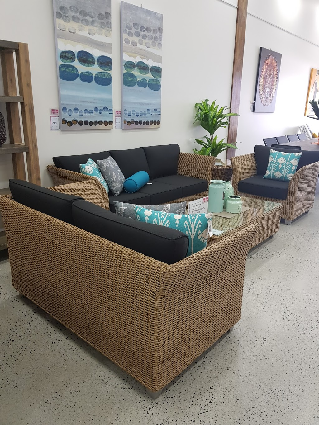 The Furniture Shack- Outdoor Furniture Maroochydore | furniture store | 5/100 Maroochydore Rd, Maroochydore QLD 4558, Australia | 0754435388 OR +61 7 5443 5388