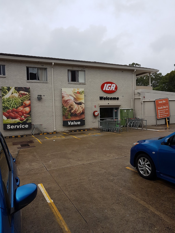 IGA Old Toongabbie | supermarket | 56 Fitzwilliam Rd, Old Toongabbie NSW 2146, Australia | 0296314205 OR +61 2 9631 4205