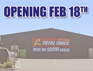 Total Tools Mildura | hardware store | 314 Etiwanda Ave, Mildura VIC 3500, Australia | 0350229556 OR +61 3 5022 9556