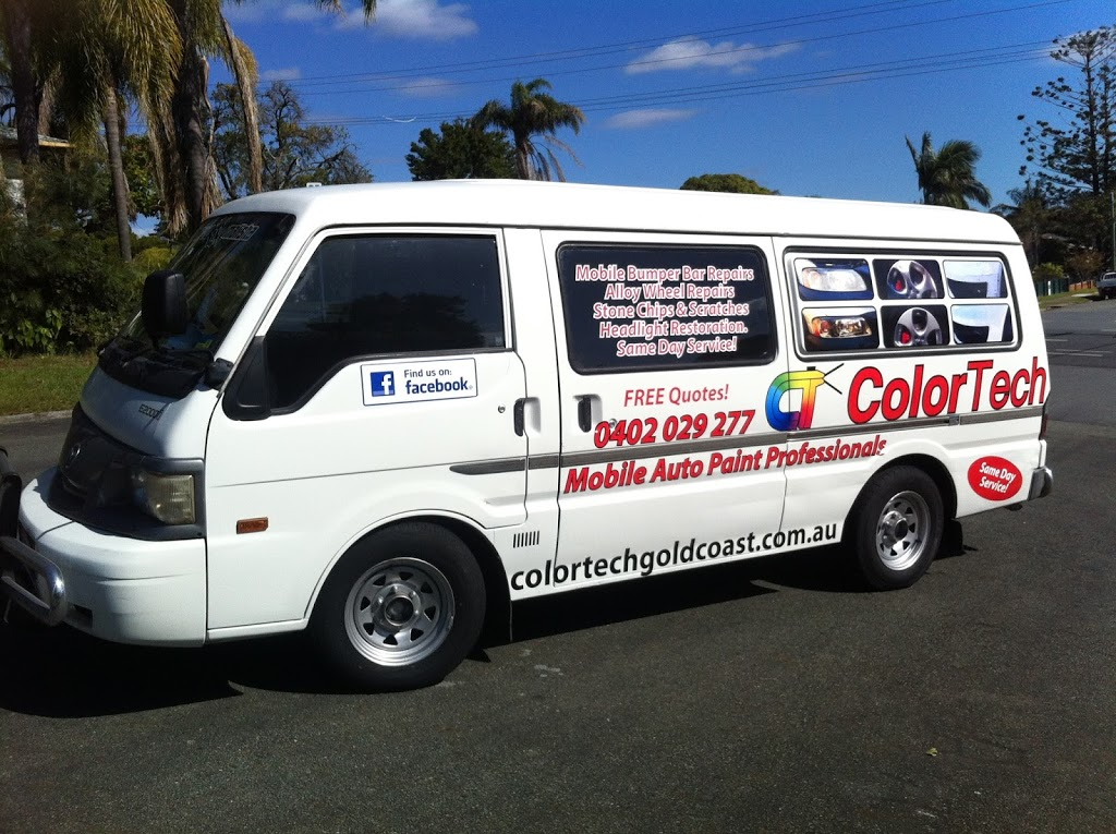 Colortech Gold Coast | car repair | 15 Fisher Ave, Southport QLD 4215, Australia | 0402029277 OR +61 402 029 277