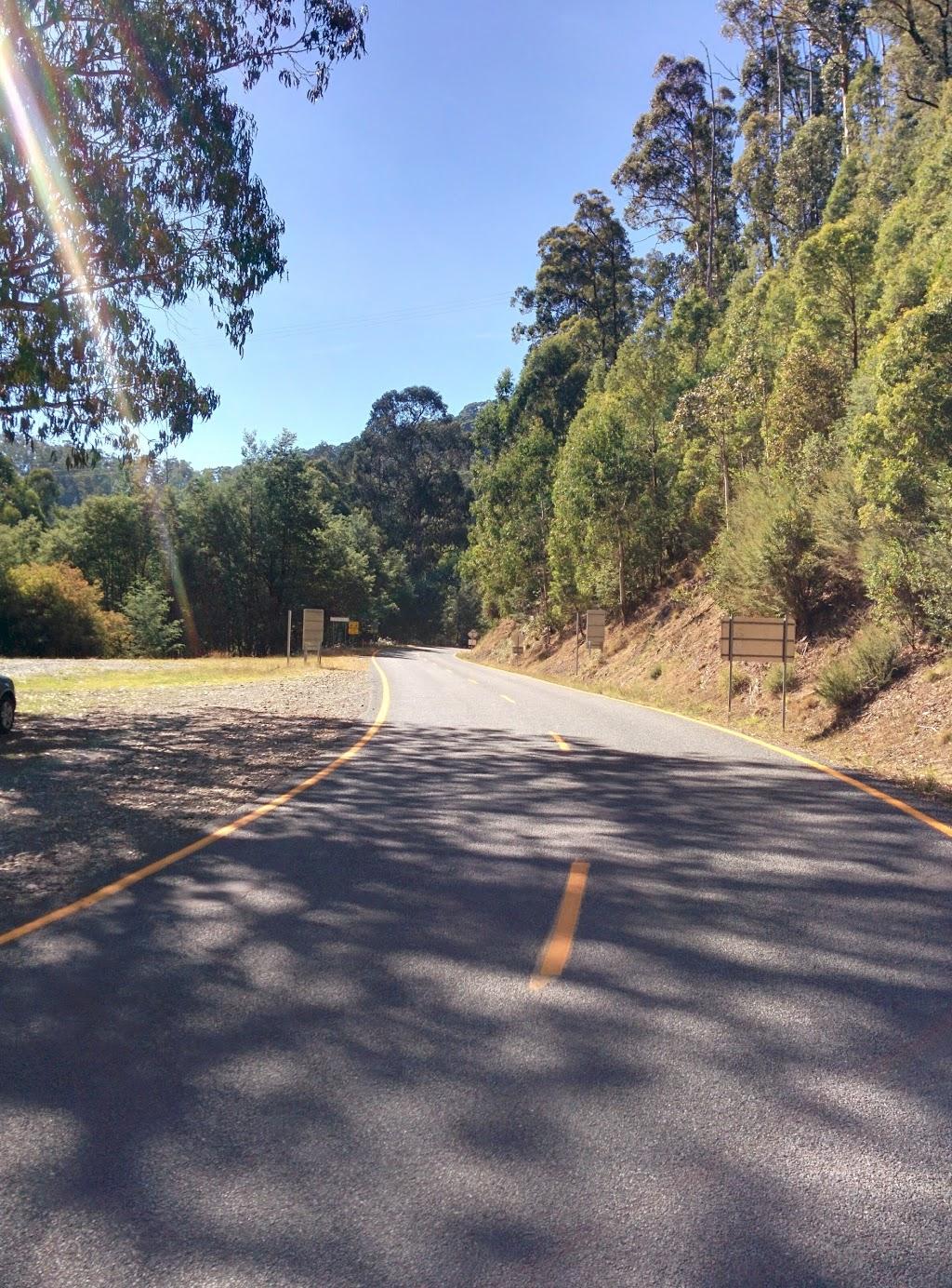 Fainter Falls Car Park | parking | C531, Bogong VIC 3699, Australia
