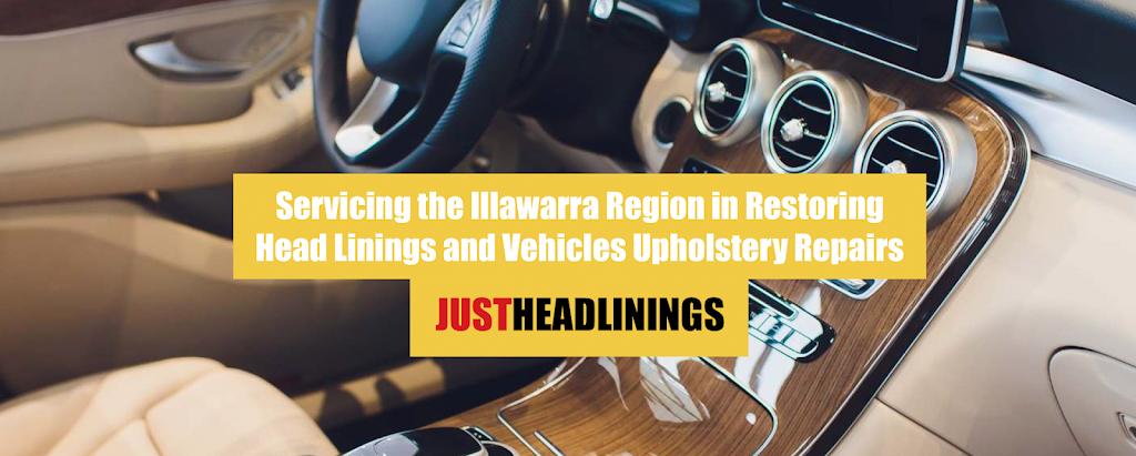 Just Headlinings | car repair | 6 Eucumbene Ave, Flinders NSW 2529, Australia | 0402308342 OR +61 402 308 342