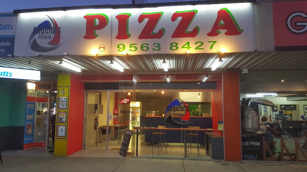 Angelos Pizzeria | meal delivery | 4/20-22 Old Dandenong Rd, Oakleigh South VIC 3167, Australia | 0395638427 OR +61 3 9563 8427