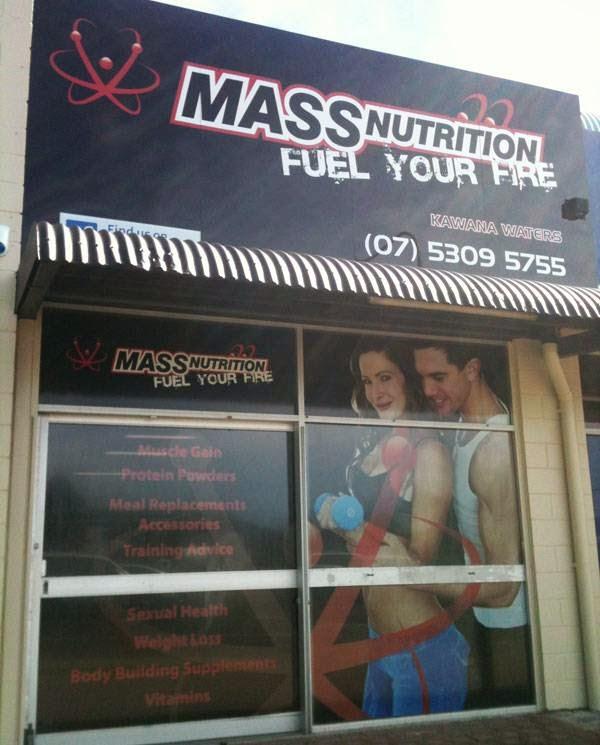 Mass Nutrition | health | 5/2 Main Dr, Kawana Waters QLD 4575, Australia | 0753095755 OR +61 7 5309 5755