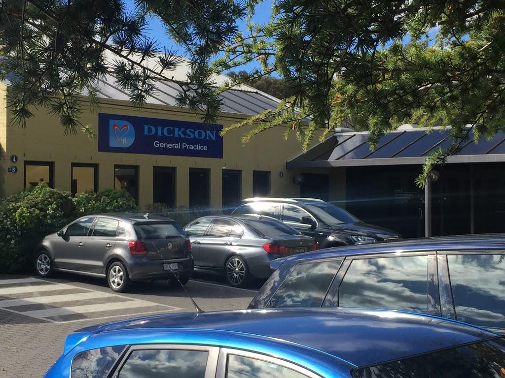 Dickson General Practice | doctor | 3/151 Cowper St, Dickson ACT 2602, Australia | 0262475833 OR +61 2 6247 5833